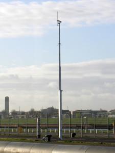 Kokerkantelmast-10meter-Noordersluis-IJmuiden